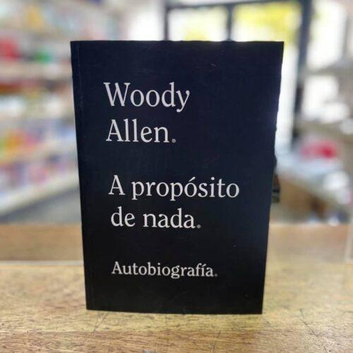 Libro de Woody Allen